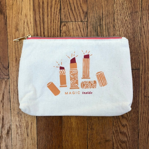 Anthropologie Handbags - Anthro Beauty Pouch
